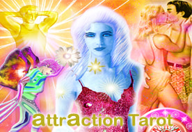 Attraction tarot by alexandra p brown