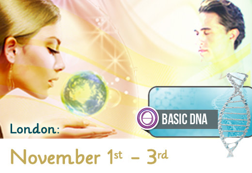 thetahealing basic dna london