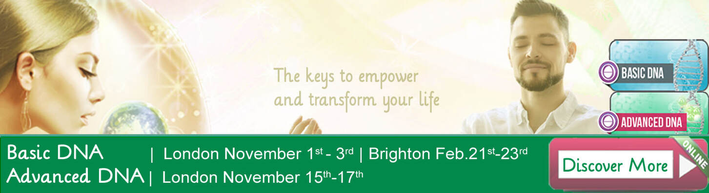theta healing basic dna london and brighton